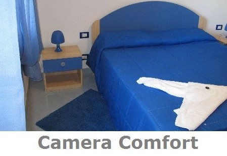 CAMERA COMFORT - B&B Miramare Pozzallo